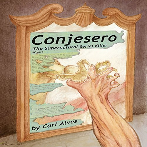 Conjesero audiobook cover art