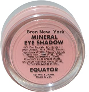 Paraben Free Eye Shadow Mineral Makeup Is 100% Natural and Free of Ingredients That Can Irritate Your Skin. There Are No O...