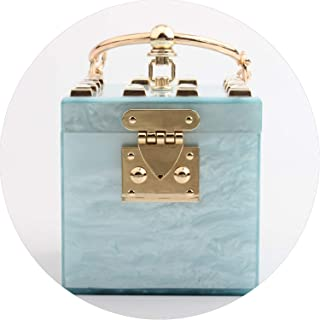 Brand Travel Purse Acrylic Stone Totes Prom Clutch Wallet Fashion Women Handbags Party Day clutches