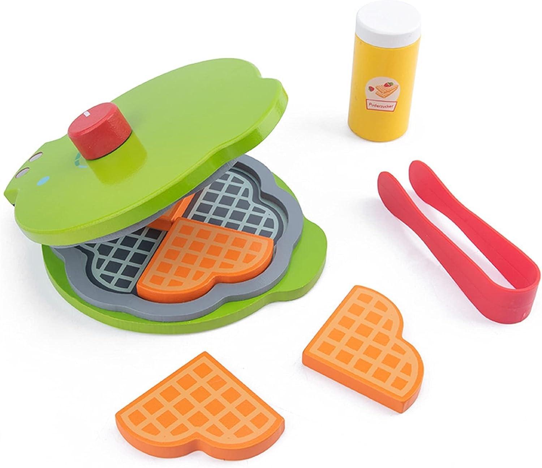 LUBINGT Kitchen Award Pretend Play Store Wooden DIY Toy Toys