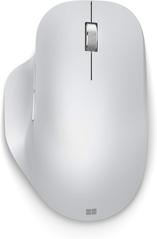 Microsoft Bluetooth Ergonomic Mouse - Glacier (222-00017)