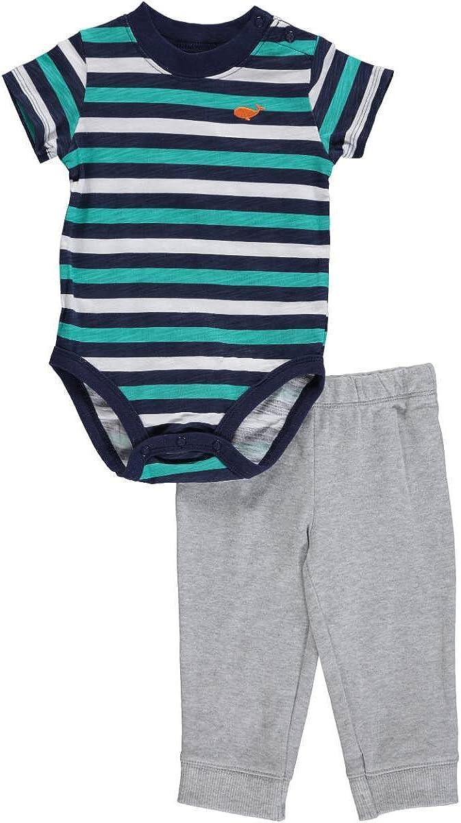 Carter's Baby Boys' Bodysuit 121h164 Rare Very popular Sets Pant