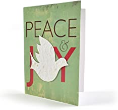 Bloomin Seeds N' Greetings Cards - Handmade Seed Paper -Peace & Joy {8 Pack}