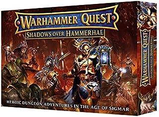 Games Workshop Warhammer Quest Shadows Over Hammerhal