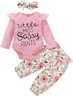 Newborn Baby Boy ClothesToddler Baby Girl Outfits 2Pcs Long Sleeve Tops Hoodie and Pants Set Winter Clothing