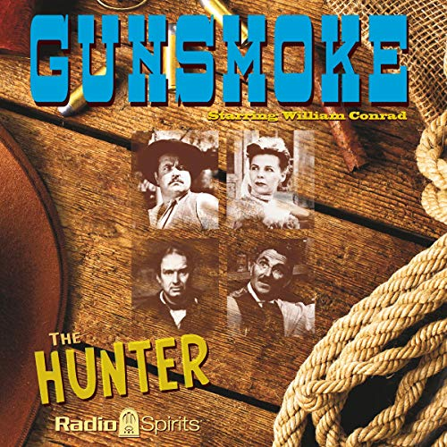 Gunsmoke: The Hunter cover art