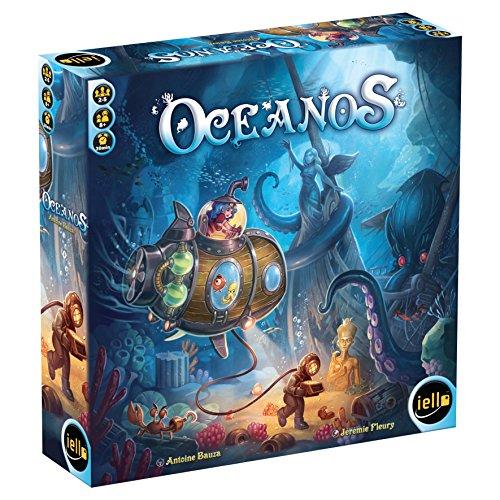 IELLO 513343 Oceanos Spiel-Deutsche Ausgabe
