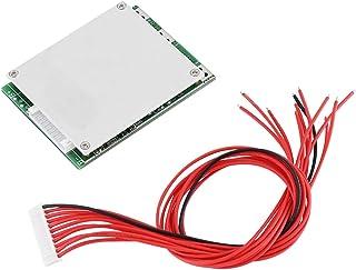 Li-ion batterij BMS-beschermingsbord, 10S PCB's Batterijbeschermingskaart, 36V 35A, met balancering, voor ternaire batteri...