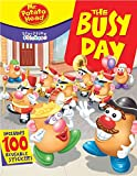 Storytime Stickers: Mr. Potato Head: The Busy Day [With 100 Reusable Stickers] (Mr. Potato Head, Storytime Stickers)