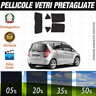 STREET Performance ANTERIORE COPPIA PARAFANGHI GUARDS PROTEZIONI Easy fit for Fiat