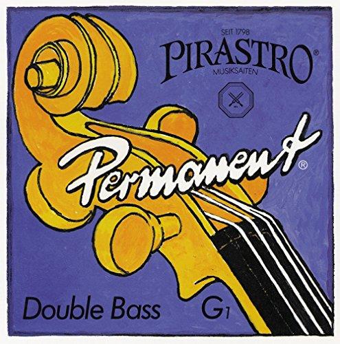 Pirastro / Permanent コントラバス弦セット