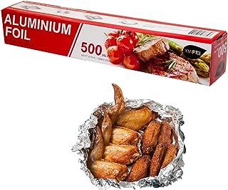 XIAFEI Aluminum Foil Roll, 500' Length x 18