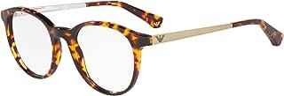 Eyeglasses Emporio Armani EA 3154 5765 HAVANA BROWN/ORANGE