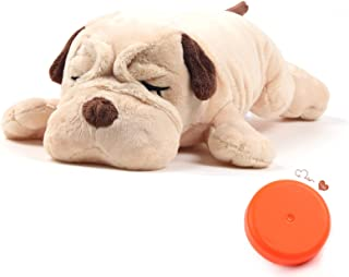Kader Dog Heartbeat Toy,Puppy Separation Anxiety Toy, Puppy Behavioral Training Aid for Dog Sleep Aid Plush, Pet Companion...