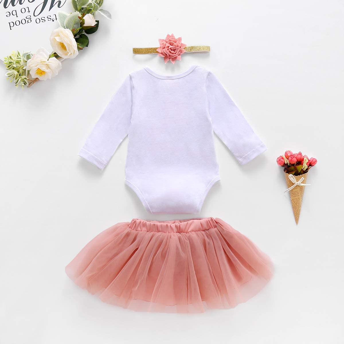 Baby Girl Clothes Toddlers Girls Summer Clothes Daddy's Girl Mommy's World Infant Baby Girl Outfits