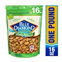 Blue Diamond Almonds, Raw Whole Natural, 16 Oz