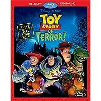 Toy Story of Terror Blu-ray + Digital Deals