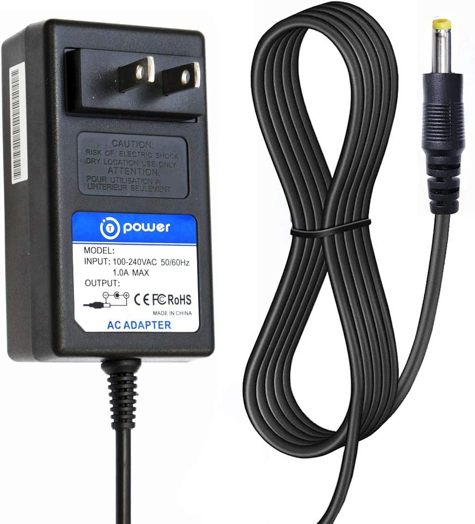 T POWER 12v Ac Dc Adapter with Max 77% OFF Charger Max 87% OFF Brother Compatible PT for
