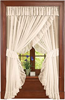 cape cod style curtains