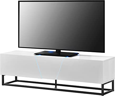 Accessori Porta Tv.Amazon It Porta Tv Moderno Accessori Home Audio E Video