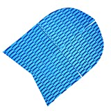 MonkeyJack 4 Pieces Non-Slip Diamond Grooved EVA Dog Pet Paw Traction Pads Deck Grip Mat Tail Pads...