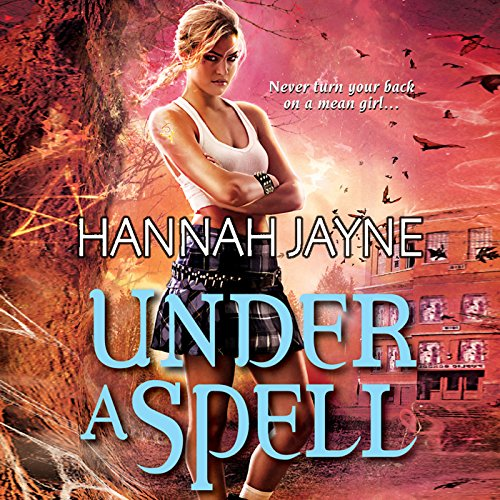 Under a Spell audiobook cover art