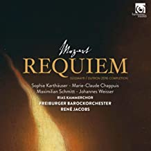 Digital Booklet: Mozart: Requiem, K. 626 (Süssmayr - Dutron 2016 Completion)