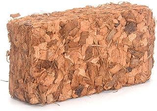 Cobertura de Chips de cáscara de Coco Alternativa de Coco al mantillo de Corteza para orquídeas de terrario, etc.