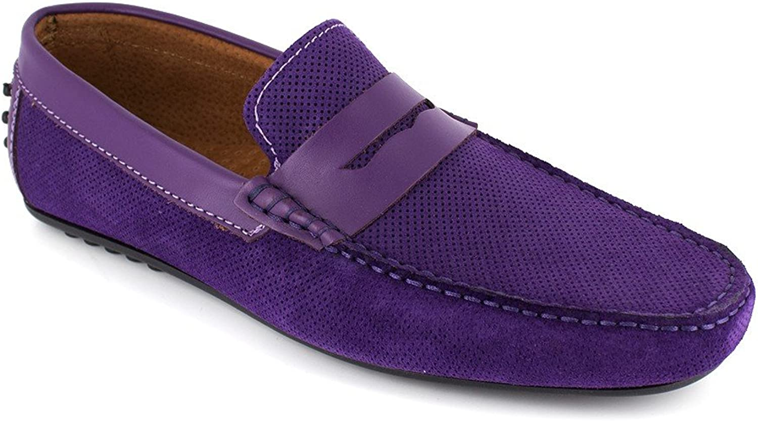 Peter Blade Loafer Mallow Leather BASILEO