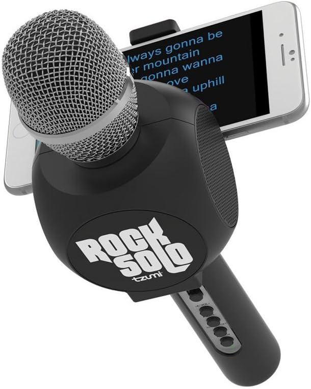 Rock Solo Bluetooth Karaoke Microphone