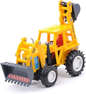 Centy Toys JCB Pull Back Earth Mover (Assorted Color)