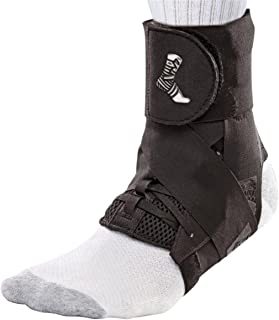 Retail Packaging Swede-O 21813R Trim Lok Economy Lace-Up Ankle Brace Medium Black Swede-O by Core Products International