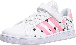 adidas Grand Court C, Chaussures de Tennis Mixte Enfant