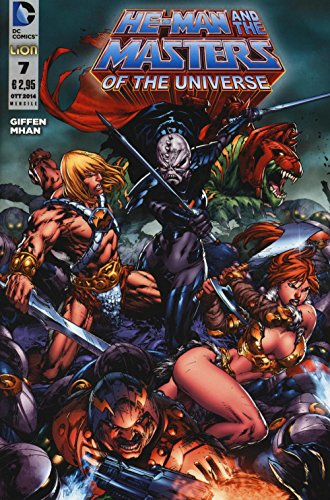 He-Man and the masters of the universe: 7