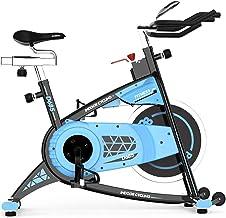 دراجة تمارين - معدات هوائية - عجلة دوارة دوارة في الأماكن المغلقة العمودية لتمرين تمارين القلب مع ضمان كامل XUAGMT