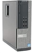 Dell Optiplex 7010 SFF Desktop PC - Intel Core i5-3470 3.2GHz 8GB 250GB DVD Windows 10 Pro (Renewed)