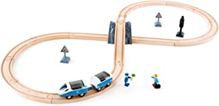 Hape Hape, Passenger Train Set, Railway, Multicolor , Set of 1