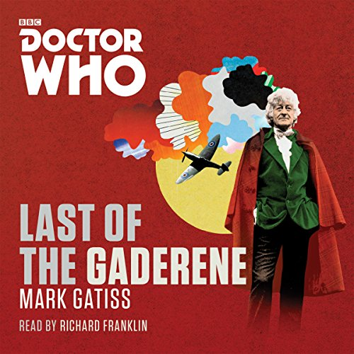 Doctor Who: The Last of the Gaderene audiobook cover art
