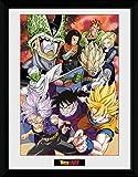GBeye Collector Print - Dragon Ball Z Cell Saga 30x40cm