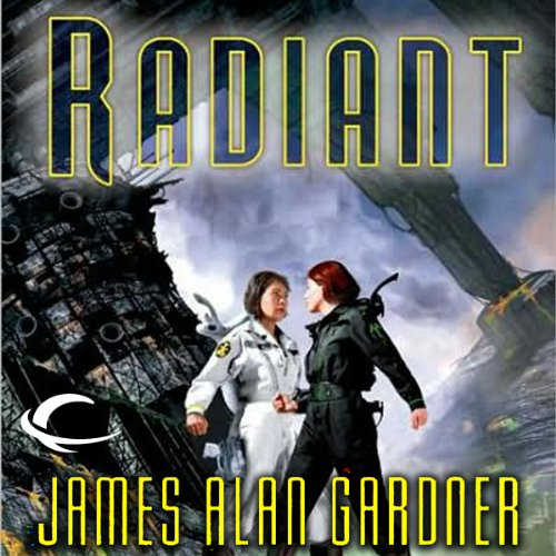 Radiant     League of Peoples, Book 7              By:                                                                                                                                 James Alan Gardner                               Narrated by:                                                                                                                                 Katherine Gibson                      Length: 14 hrs and 33 mins     23 ratings     Overall 4.5