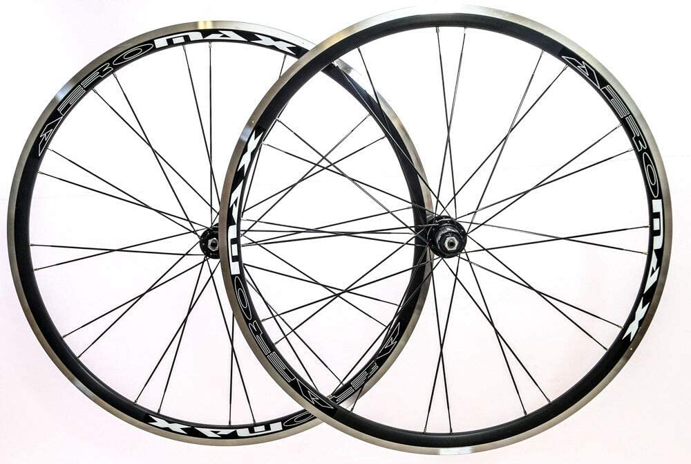 Aeromax Alloy Wheelset Road Clearance SALE Limited time Comp Ranking TOP16 Wheels Bike 700c