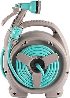 Slangenrek, duurzame waterleidingwagen, handig verouderingsbestendig huishoudslangsproeier Hoge druk voor openbaar groen T...