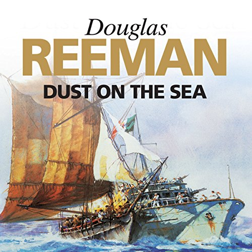 Dust on the Sea audiobook cover art