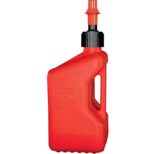 Tuff Jug TJ1R Red Gasoline Fuel Container - 5.0 Gallon Capacity