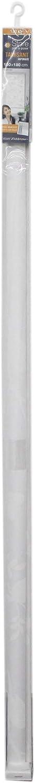 Estor Enrollable IMP. JAPONAIS 120 x 180 cm, poliéster roscónico Blanco