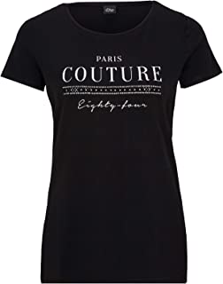 s.Oliver BLACK LABEL T-Shirt Camiseta para Mujer