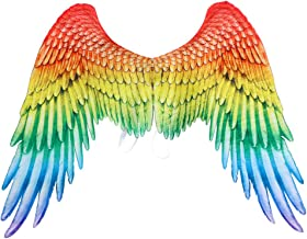 Dermanony Halloween Wings Parties Mardi Gras Cosplay Pretend Play Dress Up Angel Eagle Wings Costume Accessory Wings