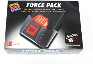 N64 Mad Catz Force Pack