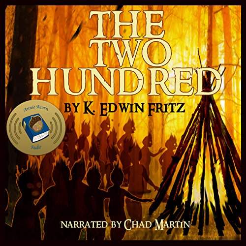 The Two Hundred audiobook cover art