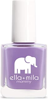 ella+mila Nail Polish, Mommy Collection - Lavender Fields